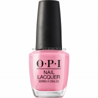 lima tell you about this color! nlp30  - OPI