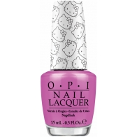 super cute in pink  - OPI