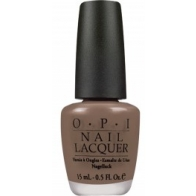 over the taupe nlb85 - OPI